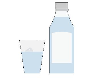 液体タイプのサプリ